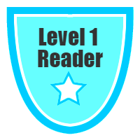 Badge: Level 1 Reader